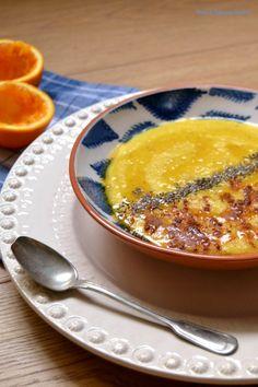Papas de aveia com laranja - http://gostinhos.com/papas-de-aveia-com-laranja/