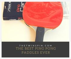 Well, look no further because I have prepared an informative review that will guide you to the best ping pong paddle that will meet all your needs.