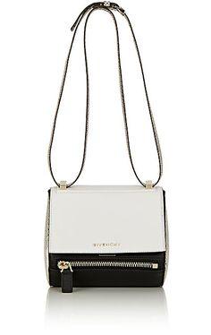 Givenchy Pandora Box Mini Crossbody Bag -  - Barneys.com
