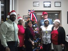Merry Christmas 2014 from Omni Military Loans office in Fayetteville, NC.