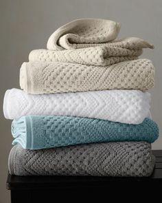 Château Cotton Towels