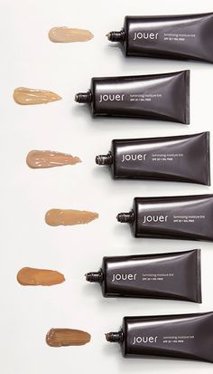 Find your perfect shade in this cult favorite from Jouer Cosmetics—known for its fool-proof application, flawless finish, and skin-friendly ingredients like moisturizing Vitamin E and soothing chamomile!
