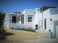Kinsale - Kinsale is a stylishly appointed house located just 30 m from the beach in Voorstrand, Paternoster. The house offers stunning sea views from the sundeck, main bedroom and patio. Kinsale offers one bedroom . 2 Bedroom House, One Bedroom, Fishermans Cottage, Weekend Getaways, West Coast, Property For Sale, Cape, Patio, Mansions