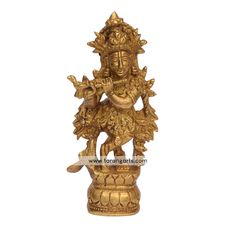 Buy wide range of brass idols and statues of Hindu gods, ideal for your puja room also finds metal figurines for decorating your home at Tarangarts.com. Metal Figurines, Puja Room, Brass Statues, Tanjore Painting, Painting Gallery, Decorating Your Home, Sculptures, Idol, Clock