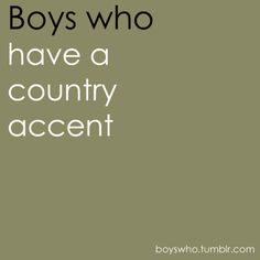 as long as it's not hick or redneck! complete sentences are a must :)