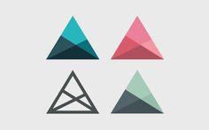 Geome3 logo by Applove , via Behance