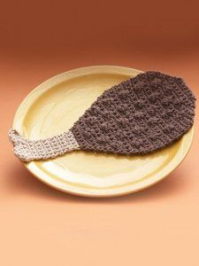 Thanksgiving crafts like this Turkey Drumstick Dishcloth is a must-make this holiday season. Crochet a turkey instead of feasting on an all-day-long turkey in the oven.