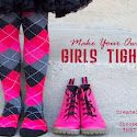 Girls Tights Update: Video How-To Awesomeness
