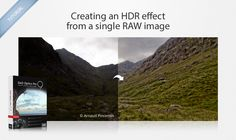 Photo tutorial - Create HDR effect from a single RAW image with DxO Optics Pro
