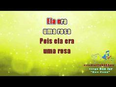 Karaoke - Jorge Ben Jor - Que Pena_ByCris