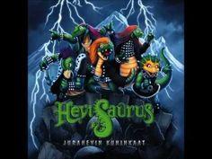 D -laulu: Dinosaurusten maa / Hevisaurus