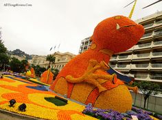 Image result for annual lemon festival french riviera