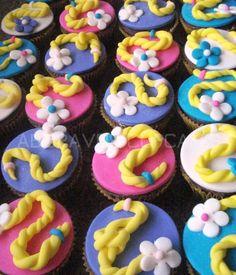 rapunzel cake stands   Manualidades/Crafts