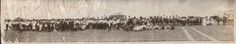 The full 4ft x 1ft panoramic photo of Cyril, OK taken on June 18 & 19, 1909 by That Man Store from Chickasha, Oklahoma. You can click on the other photos in this album to see more up close, smaller sections of the photograph. This photograph is in a beautiful ornate frame and is displayed at the Cyril Historical Society Museum