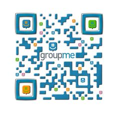 Group Me QR Art qr code