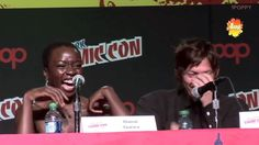 The Walking Dead Cast Funny & Cute Moments   = 1poppy #thewalkingdead #thewalkingdeadamc