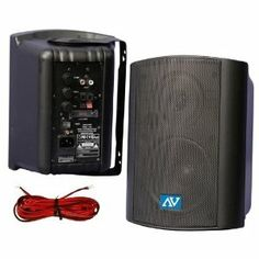 AMPLIVOX S1232 Powered Wall-Mount Stereo Speakers by Amplivox. $250.44. AMPLIVOX S1232 Powered Wall-Mount Stereo Speakers. Save 37% Off!