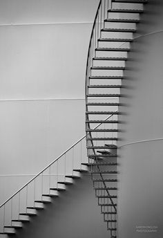 Where To? by Aaron English   #stairways #architecture