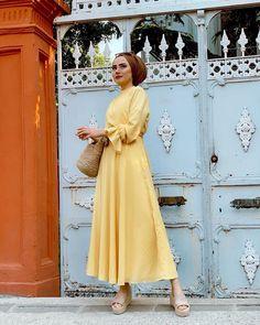 b687e814a2416b 1185 meilleures images du tableau Styles de hijab en 2019 | Robe ...