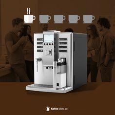 Sie suchen einen Kaffeevollautomat fürs Büro und kleinere Betriebe? Wir helfen Ihnen bei der Suche nach dem richtigen Modell. https://www.kaffee-miete.de/modellauswahl