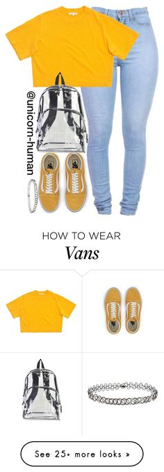 """Untitled #3135"" by unicorn-human on Polyvore featuring Vans, International and Miss Selfridge"