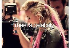 Meet a Celebrity