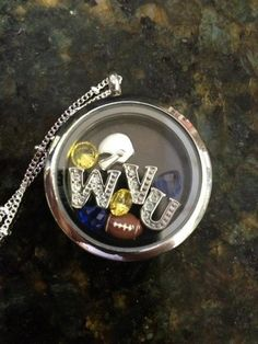 Are you a Football mom? Create your own Origami Owl Living Locket!