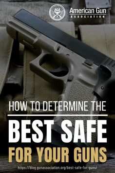 Protect your home and family by keeping your guns in its proper storage. Check out these tips when buying the best safe for guns at home! Gun Safe Diy, Small Gun Safe, Hidden Gun Safe, Gun Storage, Safe Storage, Hidden Storage, Safety Rules For Kids, Electronic Safe, Vault Doors