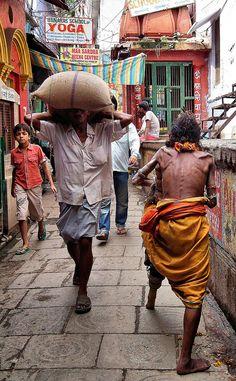 Varanasi en Inde, à découvrir avec Inde en liberté