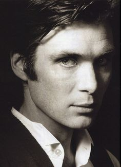 I think he would make a lovely Darcy. He is beautiful and aloof and the most expressive eyes. Cillian Murphy