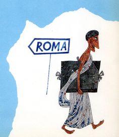 """This is Rome"" - M. Sasek http://www.michaelspornanimation.com/splog/wp-content/uploads/2013/06/Sasek28.jpg"