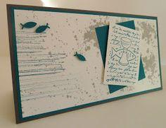 Eine Karte zur Kommunion oder Konfirmation.