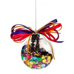 Nicole™ Crafts Sequin Disc Ornament