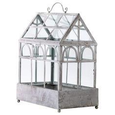 Terrarium Plant House