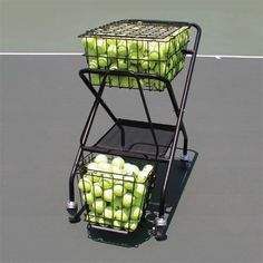 Coach's Tennis Ball Cart *** Click image to review more details.