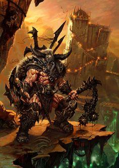 The Amazing, Official Art of Diablo III http://kotaku.com/5910657/the-art-of-diablo-iii