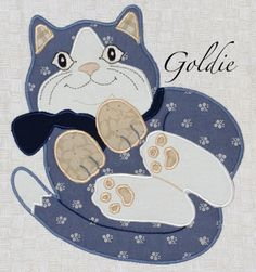 ~ Goldie ~ The Pussy Willow Gang