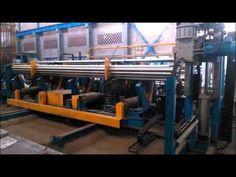 Steel tube packaging line/ steel tube bundling and strapping machine Packing Machine, Packaging Solutions, Line, Steel, Fishing Line, Steel Grades, Iron
