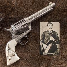 Black Jack Ketchum's .45 SAA.