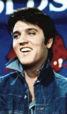 Elvis Presley as Deke Rivers in 'Loving You', 1957