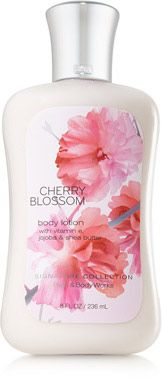 Cherry Blossom Body Lotion - Signature Collection - Bath & Body Works