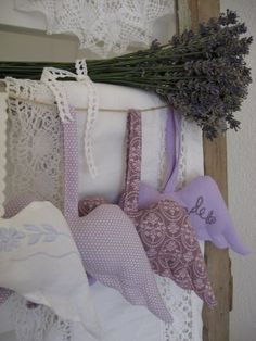 mamas kram: Lavendel