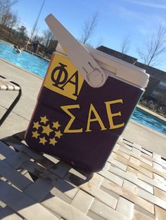 SAE flag for smaller side of a cooler!