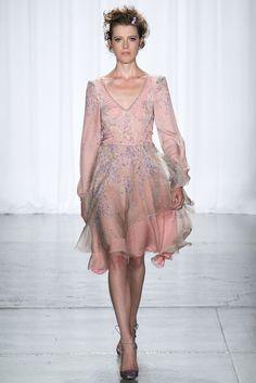 Zac Posen Spring 2014 Ready-to-Wear Collection Photos - Vogue
