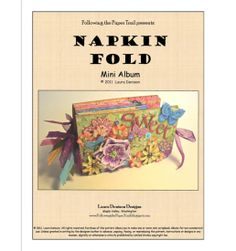 napkin fold pattern cover