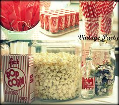 My Grandma Shirley's Vintage Party - Decor by Jenny Rasmussen