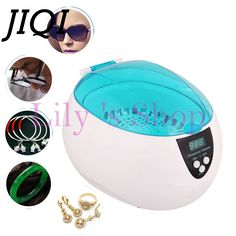 Ultrasonic cleaner application ultrasonic bath of ultrasonic cleaning Glasses Jewelry Watch Denture cleaner EU US plug Cleaning Appliances, Kitchen Appliances, Plugs, Jewelry Watches, Bath, Glasses, Self, Diy Kitchen Appliances, Eyewear