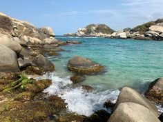 If you are in the Santa Marta region Tayrona Park can't be missed. Santa Marta, Beaches, Park, Water, Tips, Travel, Outdoor, Colombia, Gripe Water