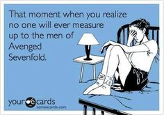 Yep....Avenged Sevenfold.  ;)