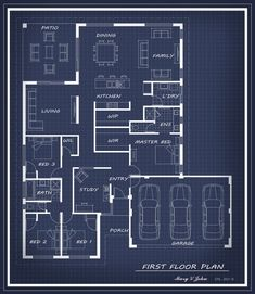 Cottage Floor Plans, House Plans, Digital Drawing, Architectural Floor Plans, Architectural Drawings, Custom Floor Plans, Floor Plan Drawing, First Home Gifts, Construction Drawings